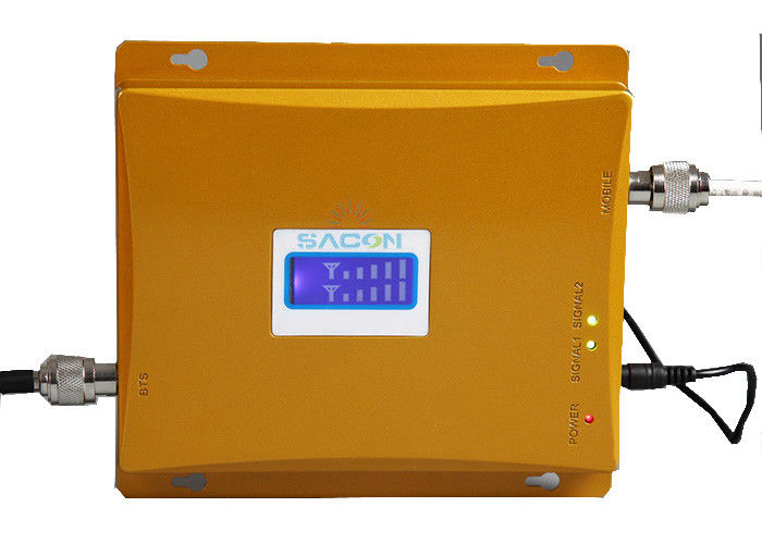 Dual Band Wifi Repeater , Cellular Signal Boosters Repeaters For Parking Lots / Tunnels